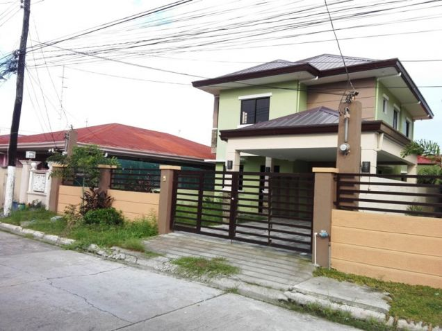 3 Bedroom 2-Storey Modern House & Lot For RENT In Friendship Angeles City Near CLARK - 0