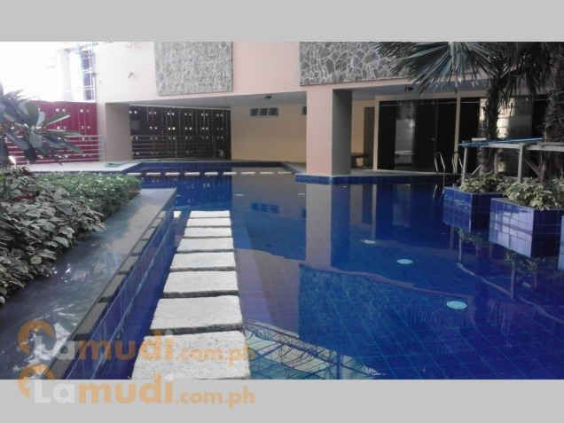 ready for occupancy studio type condo unit near at shangrila hotel - 8