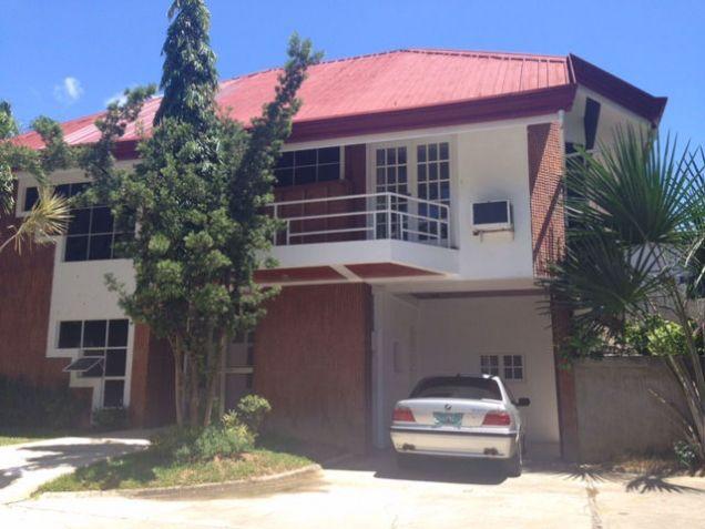 House and Lot, 3 Bedrooms for Rent in Banilad, Cebu, Cebu GlobeNet Realty - 0