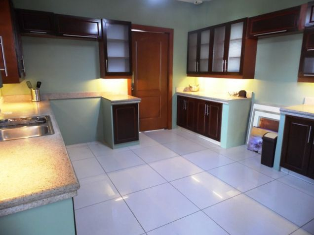 Two  Storey Furnished House & Lot For RENT In Balibago Angeles City - 4