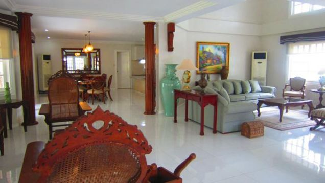 House with swimming pool for Rent in Northtown Homes Mandaue City, Cebu - 7