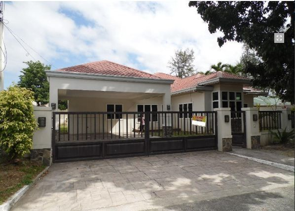 House and lot with 4 Bedroom for rent - 45k - 0