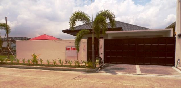 Bungalow House and Lot for Rent in Brgy. Amsic Hensonville Angeles City - 0