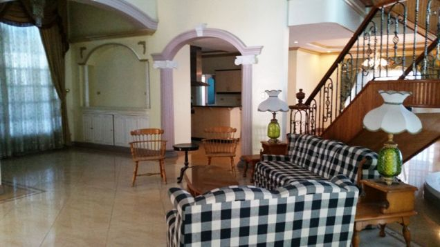 6Bedroom W/Private Swimmingpool House & Lot For RENT In Angeles City.. - 7