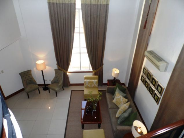 2- Storey Furnished House & Lot For Rent In Balibago Angeles City - 1