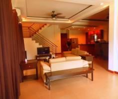 Fully Furnished House and lot with 4 Bedrooms for rent - P65K - 1