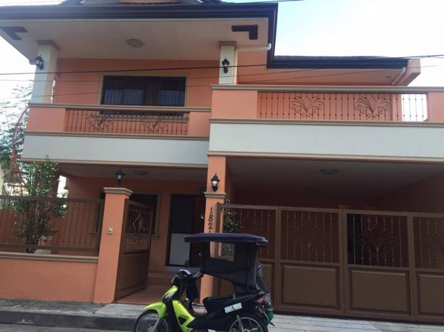 4 Bedroom house and Lot for Rent Near Marquee Mall - 9