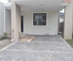 3 Bedrooms For Rent Located in a secured Subdivision at Diamond Subd. - 4