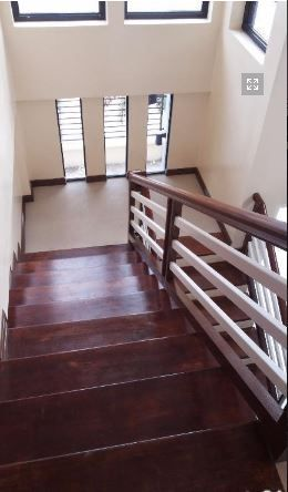 Modern 2 Storey House and lot for rent near SM Clark - 1