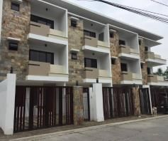 Newly Built Townhouse for rent in Plaridel 1 - 45K - 0