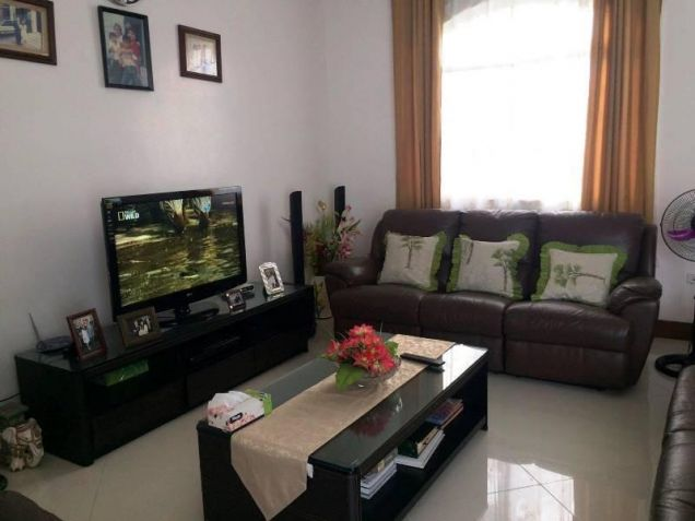 4 Bedroom Furnished house and lot for rent with pool near Nlex - 4