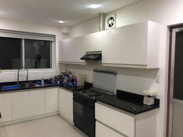 600 sqm, 3 Bedroom with Backyard for Rent, Corinthian Gardens, Quezon City - 4