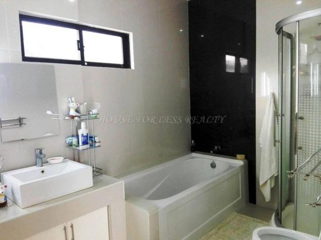 Modern 4 Bedroom House For Rent In Angeles City - 5