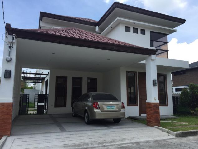 Furnished 4 Bedroom House For Rent In Angeles City - 0