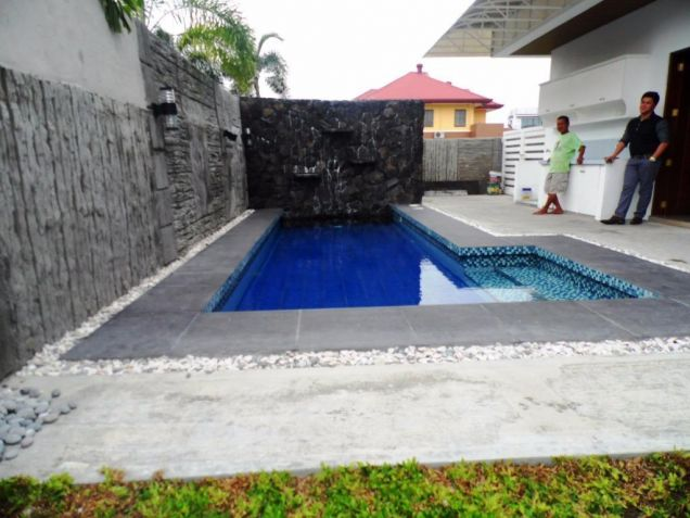 3 Bedroom Brand New House with Pool for Rent - 1