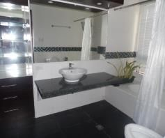 With Lap Pool, Bungalow House & Lot for rent in Hensonville Angeles City - 3