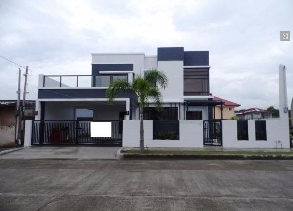 Modern 2 Storey House with swimming pool for rent - 75K - 9