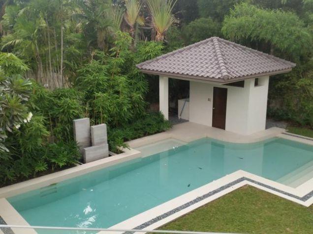 Modern Mediterranean Ayala Alabang House For Rent - 4