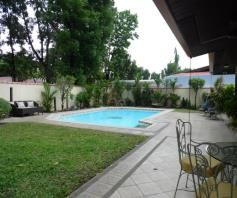 Bungalow House For Rent With Swimming Pool In Angeles City - 9