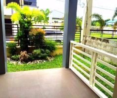 For Rent Four Bedroom Unfurnished House In Angeles City - 1
