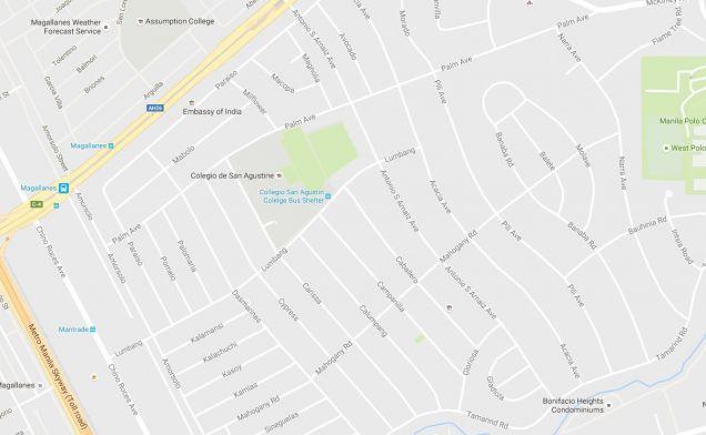 2 Storey House for Lease in Dasmariñas Village, Makati City - 0