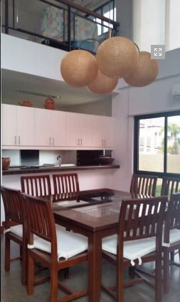 4 Bedroom furnished house with swimming pool for rent @ 120k - 6