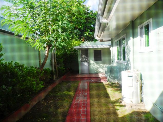 Bungalow Type House and Lot for Sale in Cut-cut  Angeles City - 4