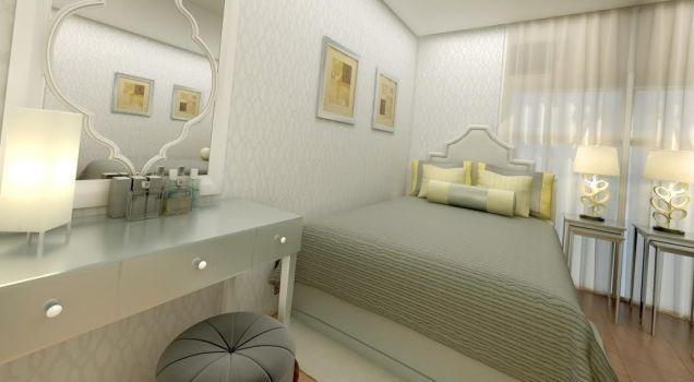 CONDOMINIUM UNIT 1 BED ROOM FOR SALE, KASARA URBAN RESORT RESIDENCES, PASIG CITY - 1