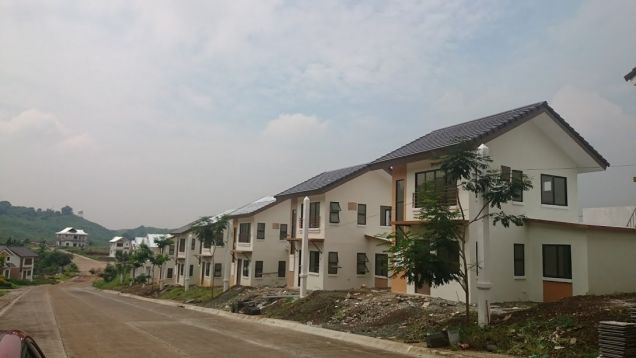 Residential Lot for Sale Amarilyo Crest Taytay Rizal Filinvest nr San Beda Rizal - 5