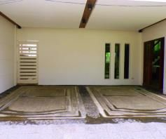 House and Lot with swimming pool for rent in Hensonville Angeles City - P80K - 8