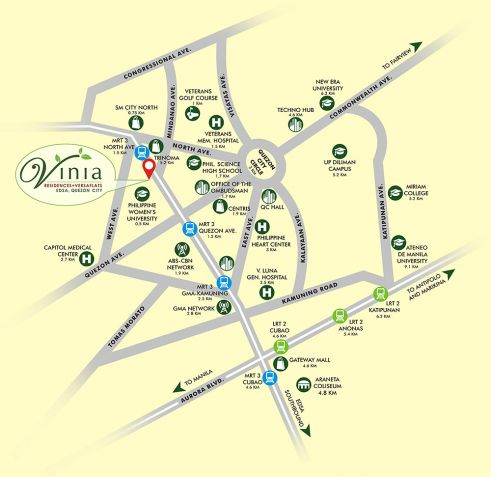 Vinia Residences and Versaflats, Filinvest Land Inc - 9