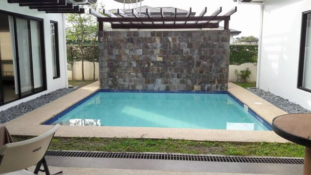 Three Bedroom Fully Furnished House and Lot with Swimming Pool For Rent in Hensonville - 3