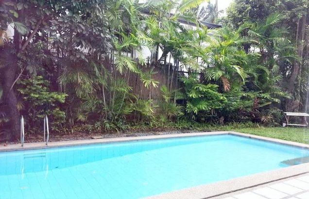 4 Bedroom Luxury House for Rent in Dasmarinas Village, Makati City(All Direct Listings) - 4