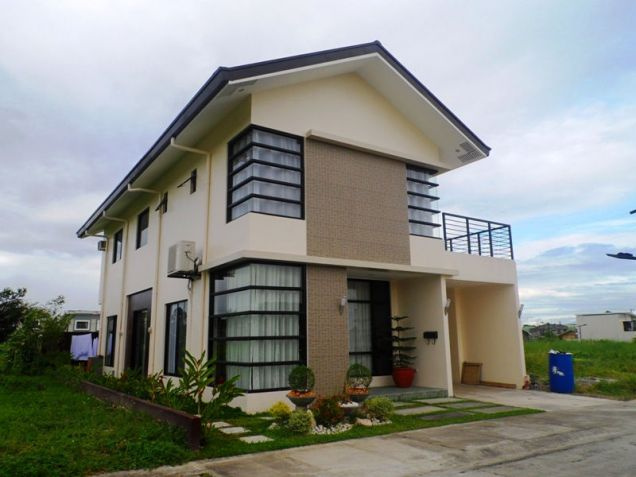 Two-Storey Furnished House & Lot For RENT Near CLARK, Angeles City - 0