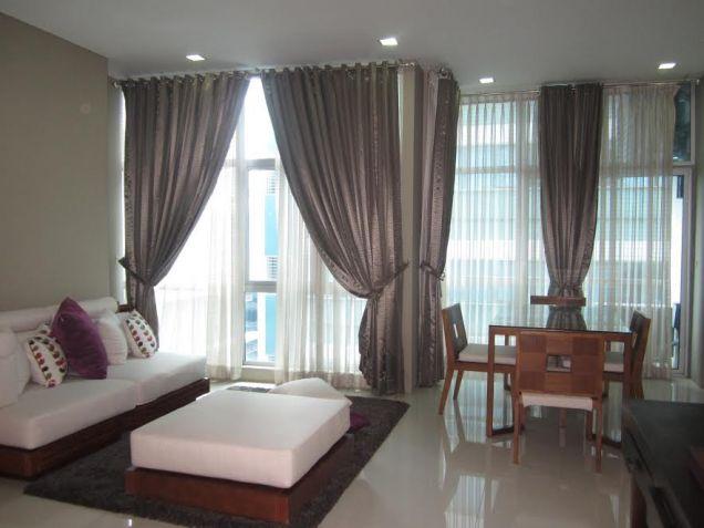 3 bedroom Sapphire Residences BGC - 0