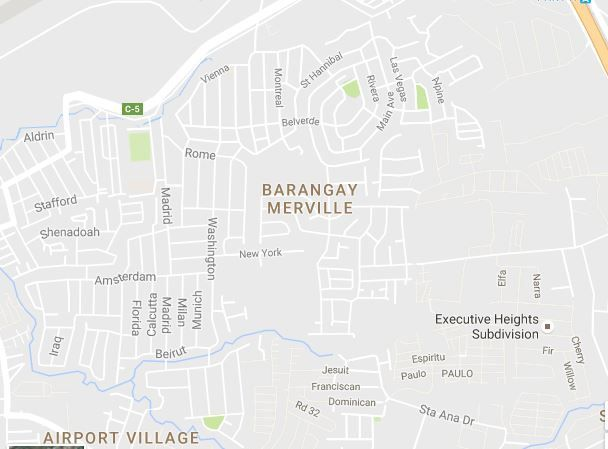 4 bedroom House and Lot fo Rent in Merville, Parañaque, Code: COJ-HL - 350OCY - 0