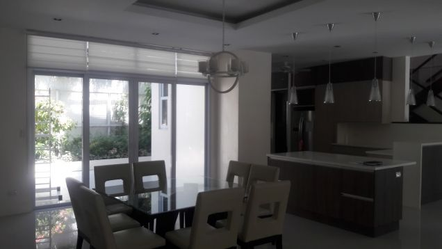 Brand new house for rent, Tropical Modern design, 5 bedrooms, Ayala Alabang, Muntinlupa City - 8