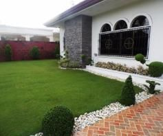 Bungalow House and Lot for Rent in Angeles City Fully Furnished P40k only - 4