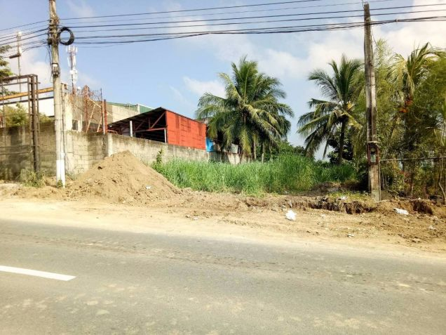 1500 sqm commercial lot in Puting Kahoy Silang Cavite Rush - 0
