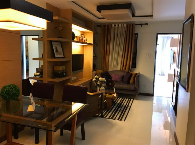 Affordable Condo Unit near Eastwood 2BR RFO 10 percent to move-in - 0