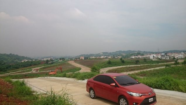 Residential Lot for Sale Amarilyo Crest Taytay Rizal Filinvest nr San Beda Rizal - 0