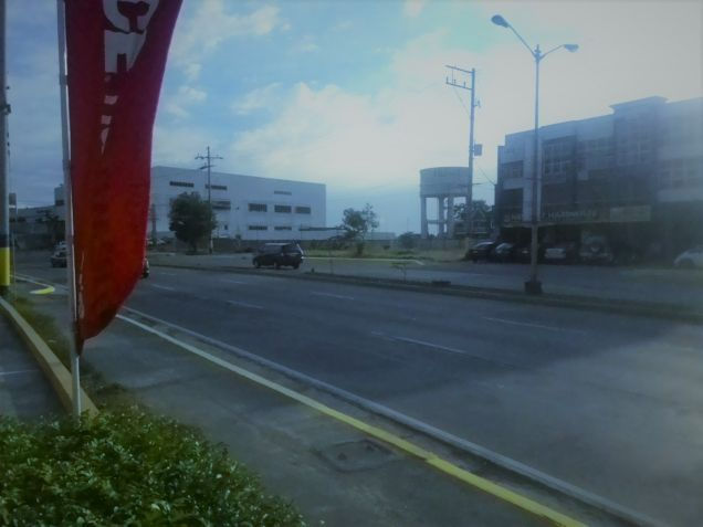 Commercial lot for lease along Molino Boulevard Bacoor Cavite - 2