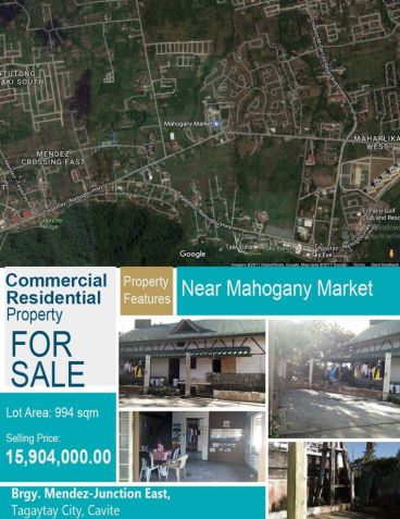 Residential Lot for Sale, Mendez Crossing East, Tagaytay, Cavite, My Saving Grace Realty & Development Corp - 9