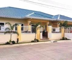 3 Bedroom Brand New House and Lot for Rent in Angeles City - 0