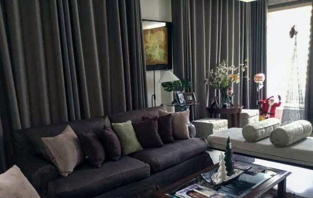 Furnished 4 Bedroom House for Rent in McKinley Hills Village - 0