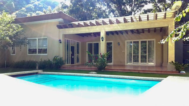 4 Bedroom House for Rent in Cebu Maria Luisa Park - 0