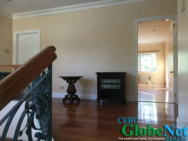 House and Lot, 4 Bedrooms for Rent in North Town Homes, Mandaue, Cebu, Cebu GlobeNet Realty - 8
