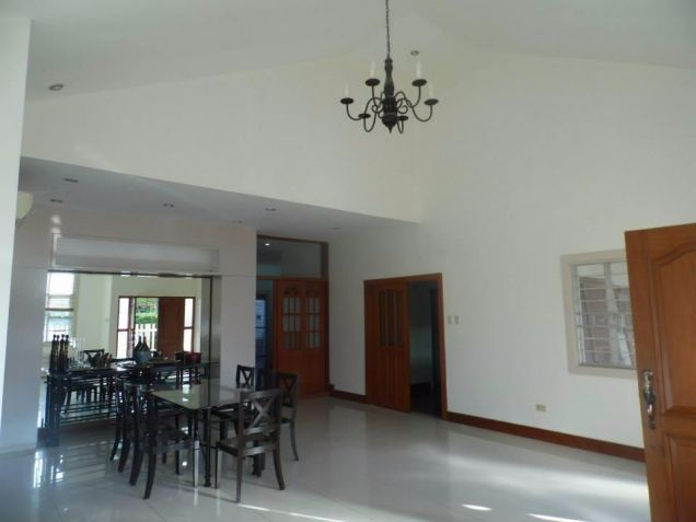 For Rent 3 Bedroom Furnished Bungalow House In Angeles City - 1