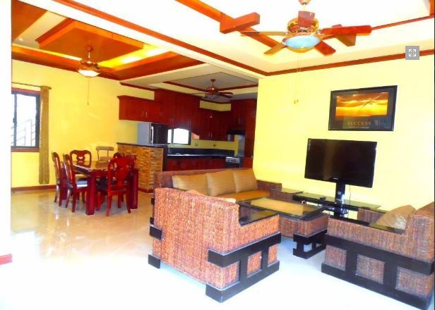 5 Bedroom House In Angeles City Fully Furnished For Rent - 2