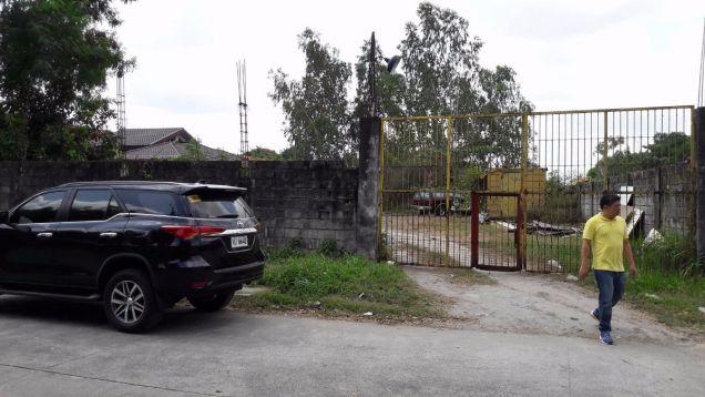 Lot for Lease in Telabastagan San Fernando,Pampanga - 1